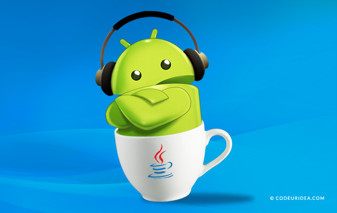 android development with java
