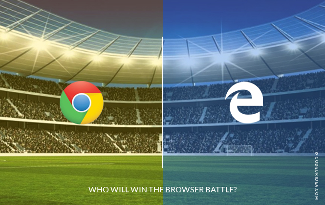 google chrome vs edge