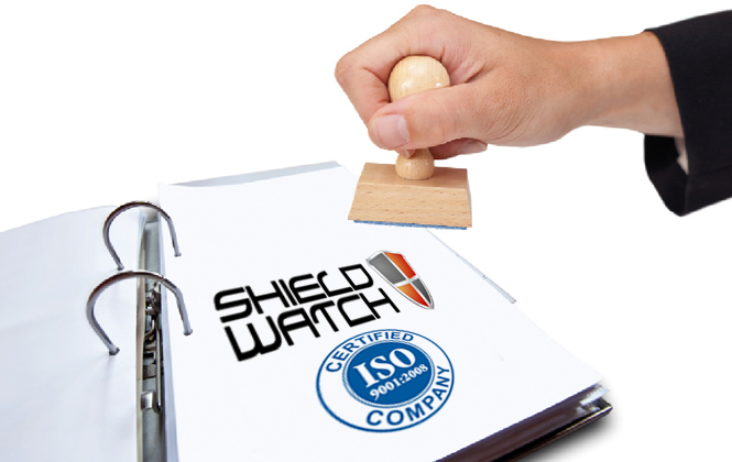 shield watch ISO certification