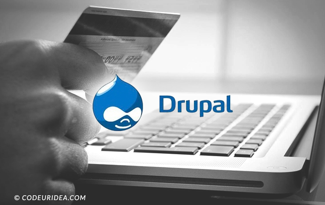 Drupal Commerce Website