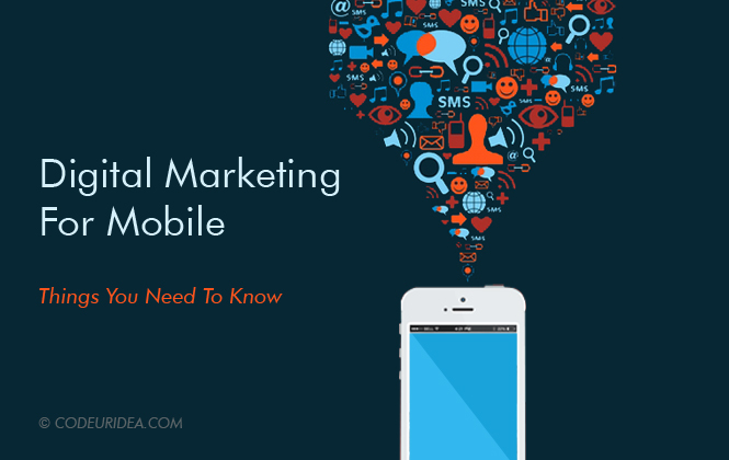 digital marketing for mobile
