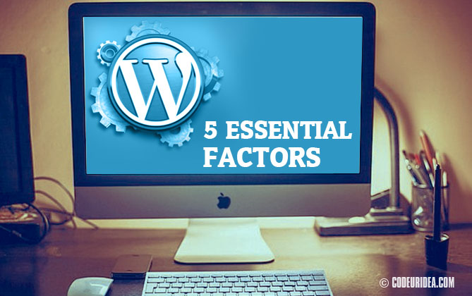 Wordpress E-commerce Development - 5 Essential Factors