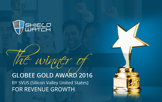 Globee Gold Award